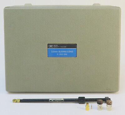 Hp Agilent 911c 3.5mm Male Female Sliding Load 2-26.5ghz