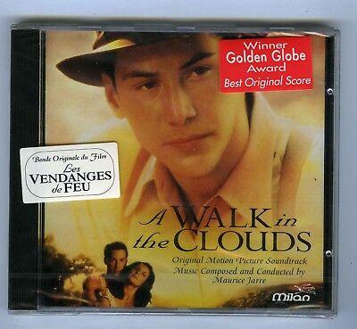 CD (SEALED) OST MAURICE JARRE A WALK IN THE CLOUDS/LES VENDANGES DE