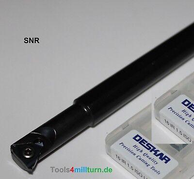Bohrstange Innengewinde Drehen SNR0020R22 NEU Lagerplatz D1