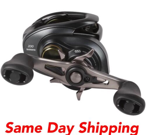 SHIMANO CURADO CU-200XGK 8.5:1 RIGHT HAND BAITCAST REEL SAME