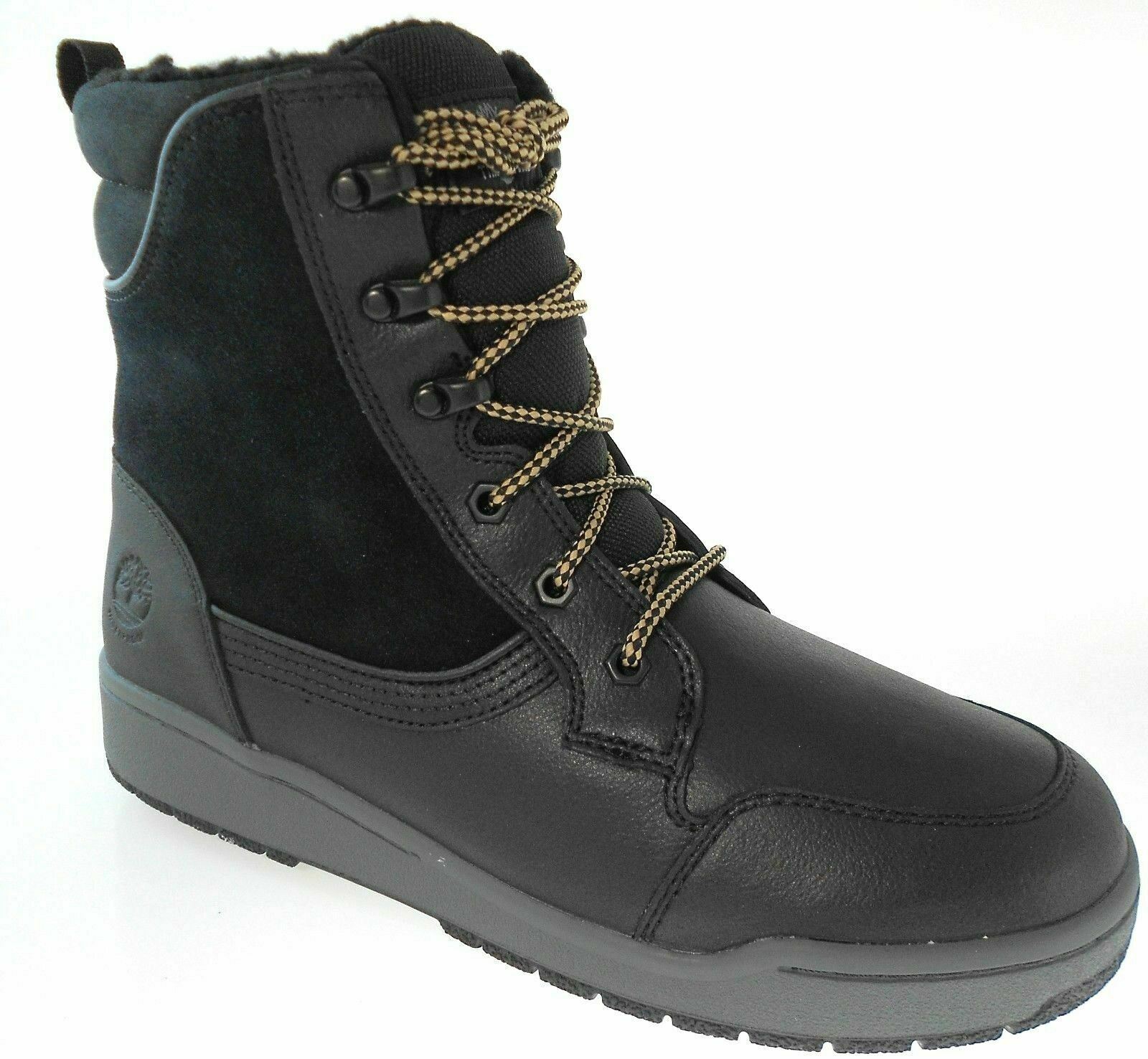 "TIMBERLAND A1HRA Raytown Men's 6"" Black Waterproof Insulated"