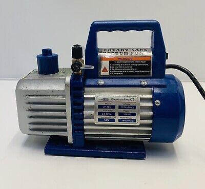 110v 14 Hp 3.5cfm Single Stage Rotary Vane Vacuum Pump