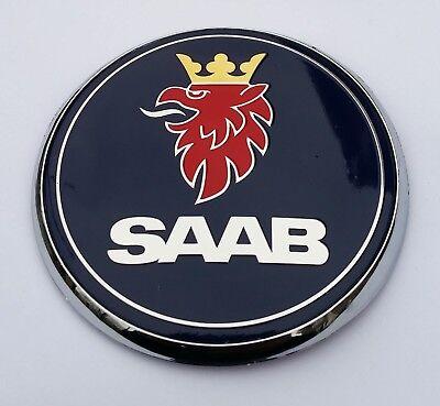 SAAB  9-3 900 CONVERTIBLE BOOT BADGE BRAND NEW PART >2002