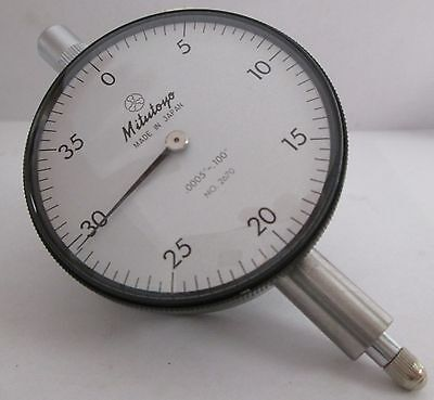 Mitutoyo Dial Indicator 2670 .100