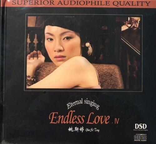 YAO SI TING - 姚斯婷 ENDLESS LOVE IV (ENGLISH) CD