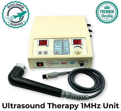 Us Prof Ultrasound Ultrasonic Therapy Machine For Multiple Pain Relief 1mhz Unit