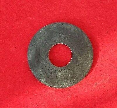 Flache Glocke (1 x Heberglockendichtung 65x23,5x3 mm für WISA Gummi Membrane flach)