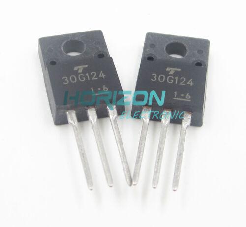 GT30G124 30G124 TO-220F Power LCD Plasma tube Good Quality new