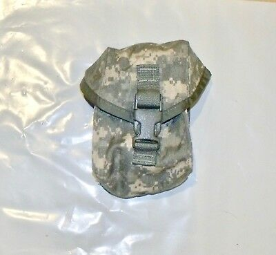 NEW ARMY ACU MILITARY SURPLUS 100 ROUND SAW AMMO UTILITY POUCH MOLLE II