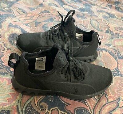 Puma Women Shoes Size 7, Black