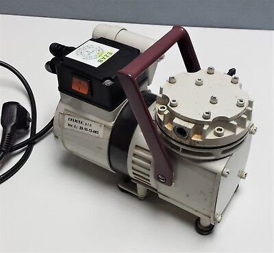 Knf Neuberger N022at.18 Ptfe Diaphragm Lab Vacuum Comp Pump For Repair Or Parts