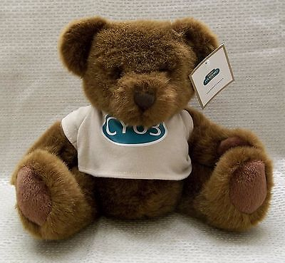 Courtyard By Marriott Plush 8  Bear Bank Cy03 New With Tags