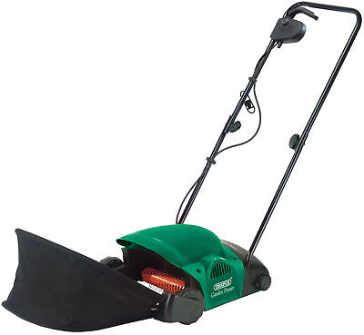 300Mm Electric Lawn Rake (400W) Draper 82765