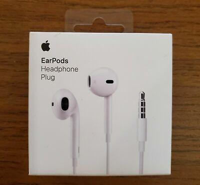 OEM Apple EarPods 3.5mm Headphone with Mic for iPhone 6 6S 6S PLUS - MNHF2AM/A