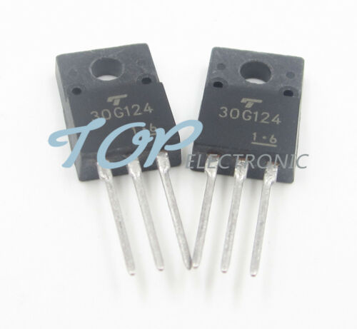 5PCS GT30G124 30G124 TO-220F Power LCD Plasma tube Good Quality