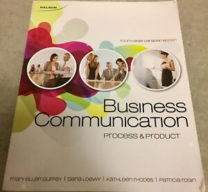 (1) Business Communication-Process & Product Textbook! LQQK~