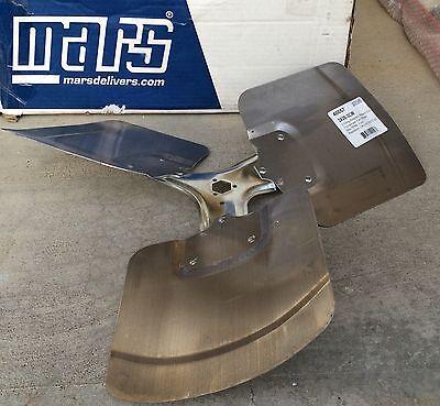 "Mars OEM Replacement Condenser Fan Blade, 3 WING 26 DEG, 24"", New Part"