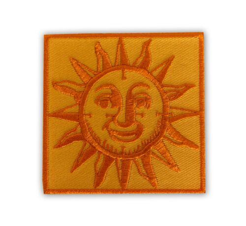 Orange Sunshine LSD Patch