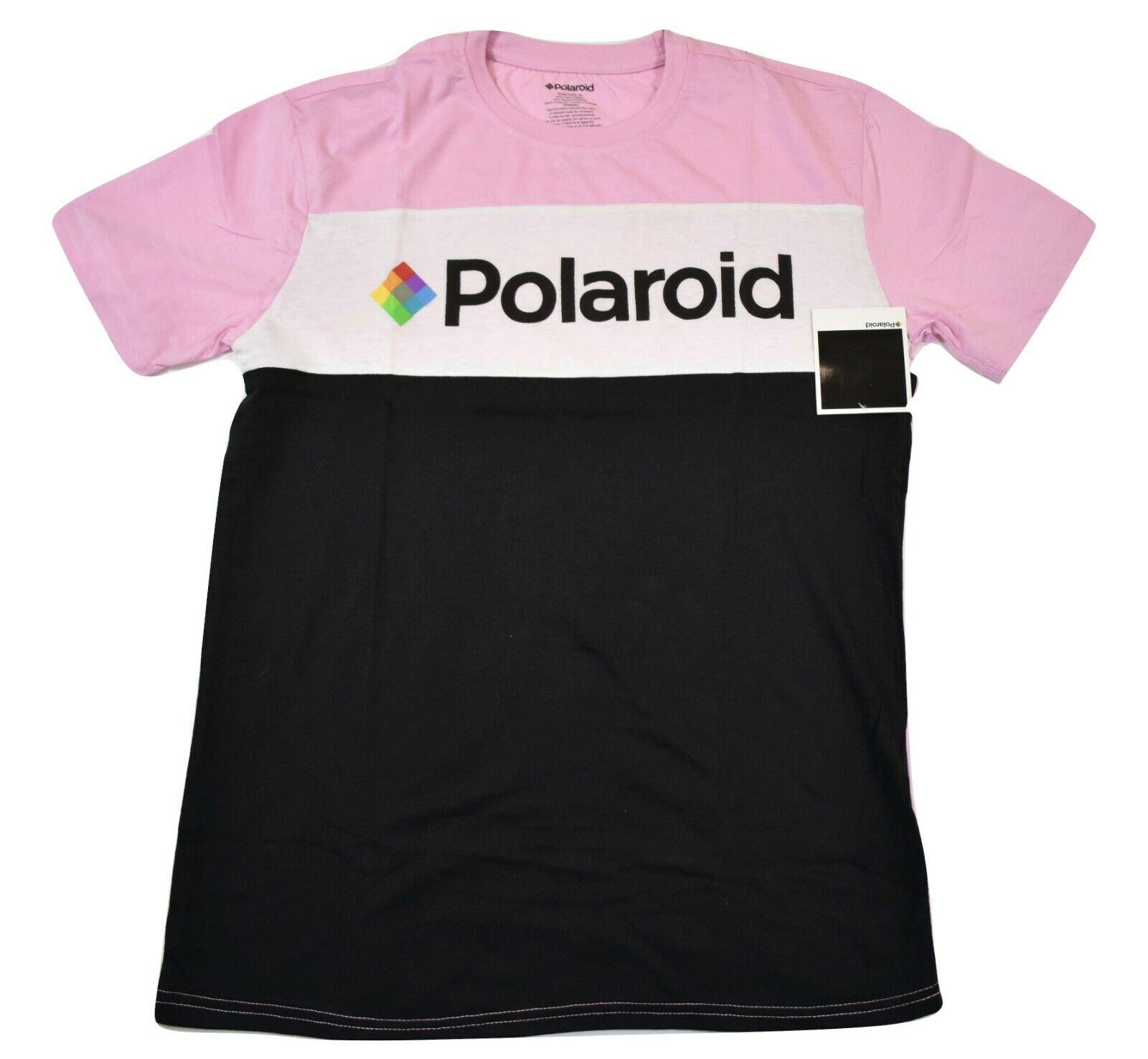 mens classic logo pink shirt new s