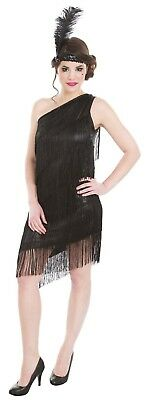 20s Flapper Girl Tony Damenkostüm NEU - Damen - 20 S Flapper Kostüm