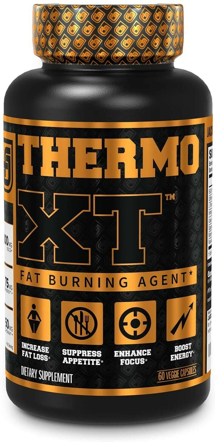 Thermo XT Thermogenic Fat Burner - Premium Weight Loss Suppl