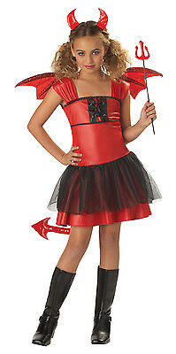 Devil Darling Evil Child Halloween Costume - Evil Child Halloween Costume