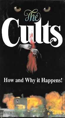 THE CULTS (VHS) Tom Doades (director of 1972's Six Hundred Sixty-Six) Rare! HTF!