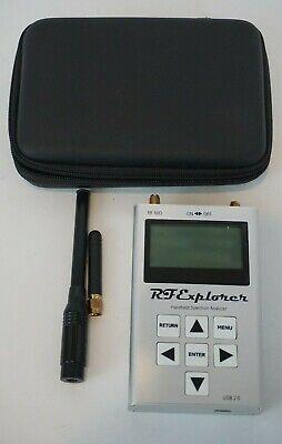 Seeed Studio Rf-explorer Handheld Spectrum Analyzer Rf50 Usb 2.0 - Works