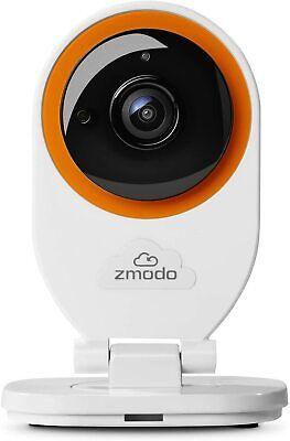 Zmodo EZCam Wireless Two-Way Audio Smart IP Home Security Camera Works w/ Alexa