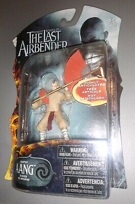Avatar the Last Airbender Aang Action Figure [Winter] for sale  Houston