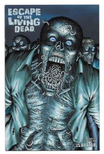 Escape Of The Living Dead #1 They Live (2005) near mint condition comic / st13