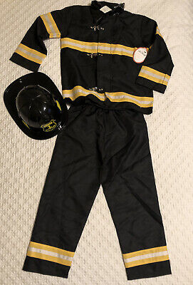 Pottery Barn Kids Firefighter Halloween Costume 7 - 8 Years