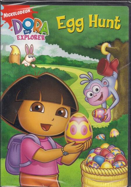 DORA THE EXPLORER EGG HUNT (DVD, 2009) NEW