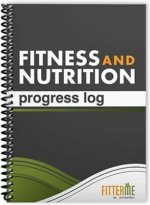 Food and Exercise Journal - Fitness and Nutrition Planner for Health and Weight
