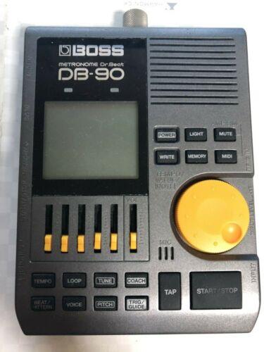Boss DB-90 Talking Dr. Beat Metronome  FRMO JAPAN