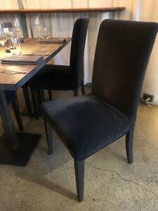 Dining chairs $30pc