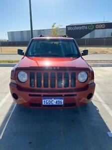 2008 Jeep Patriot Sport 5 Speed Manual Wagon