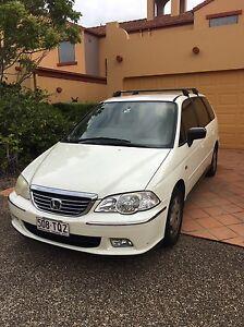 2002 Honda Odyssey (7 Seat) Wagon Robina Gold Coast South Preview