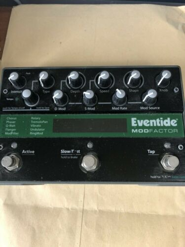 Eventide ModFactor Multi-Effects Guitar Effect Pedal FREE SHIPPING