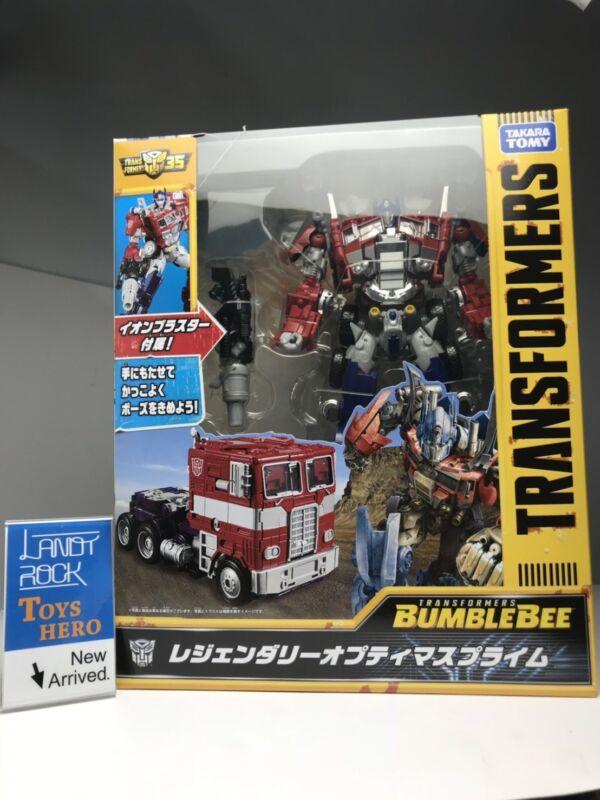 In Hand Takara Tomy Transformers Bumblebee BB-01 Legendary Optimus Prime Evasion
