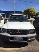 2004 TRITON GL MK C/CHAS 2.4L INLINE 4 5 SP MANUAL ute for sell Malaga Swan Area Preview
