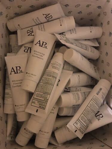 NEW 100% Authentic Nu Skin AP-24 Whitening Fluoride Toothpaste
