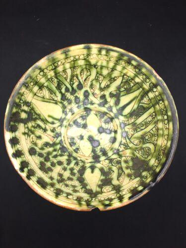 Ancient Islamic bamiyan wonderfull rare ceramic bowl