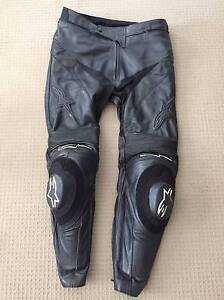 Alpinestars motorcycle riding gear leathers boots jacket pants Perth Perth City Area Preview