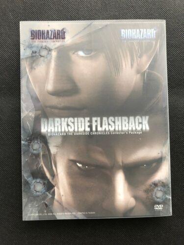 Resident Evil Biohazard Darkside Chronicles Flashback Soundtrack CD & DVD CAPCOM