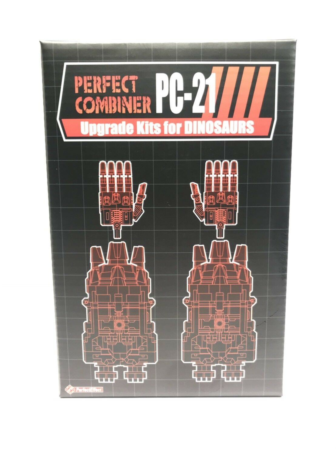 Transformers PerfectEffect PE PC-21 Power of Heaven Shura King Accessories MISB