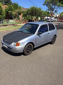 Toyota starlet cheap with 11 month rego Haymarket Inner Sydney Preview