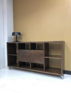 Malta Bookcase W/ drawers by sohoConcept. Modern Book Shelf