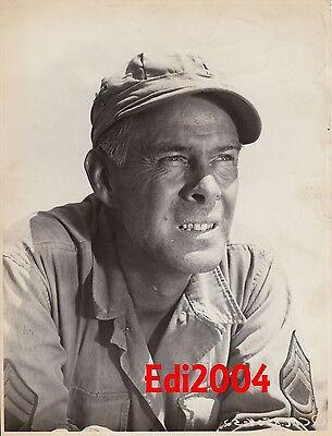 Harry Morgan 1960 Vintage Original  The Mountain Road  Photo  M A S H  Tv Star