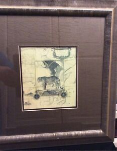 """Picture. 15"""" X 16"""""""